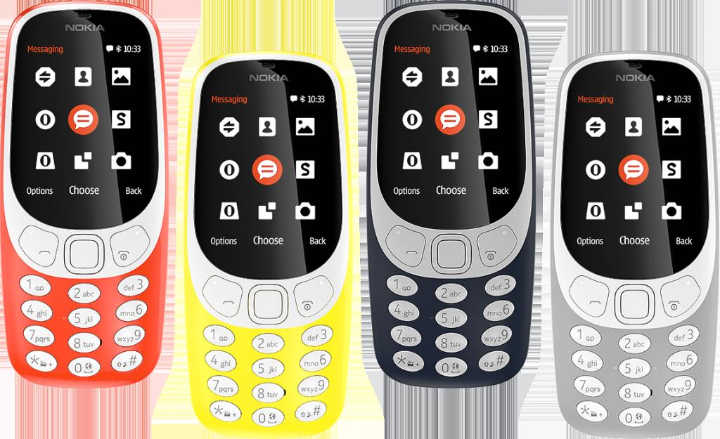 le retour du l gendaire t l phone nokia 3310 avec. Black Bedroom Furniture Sets. Home Design Ideas