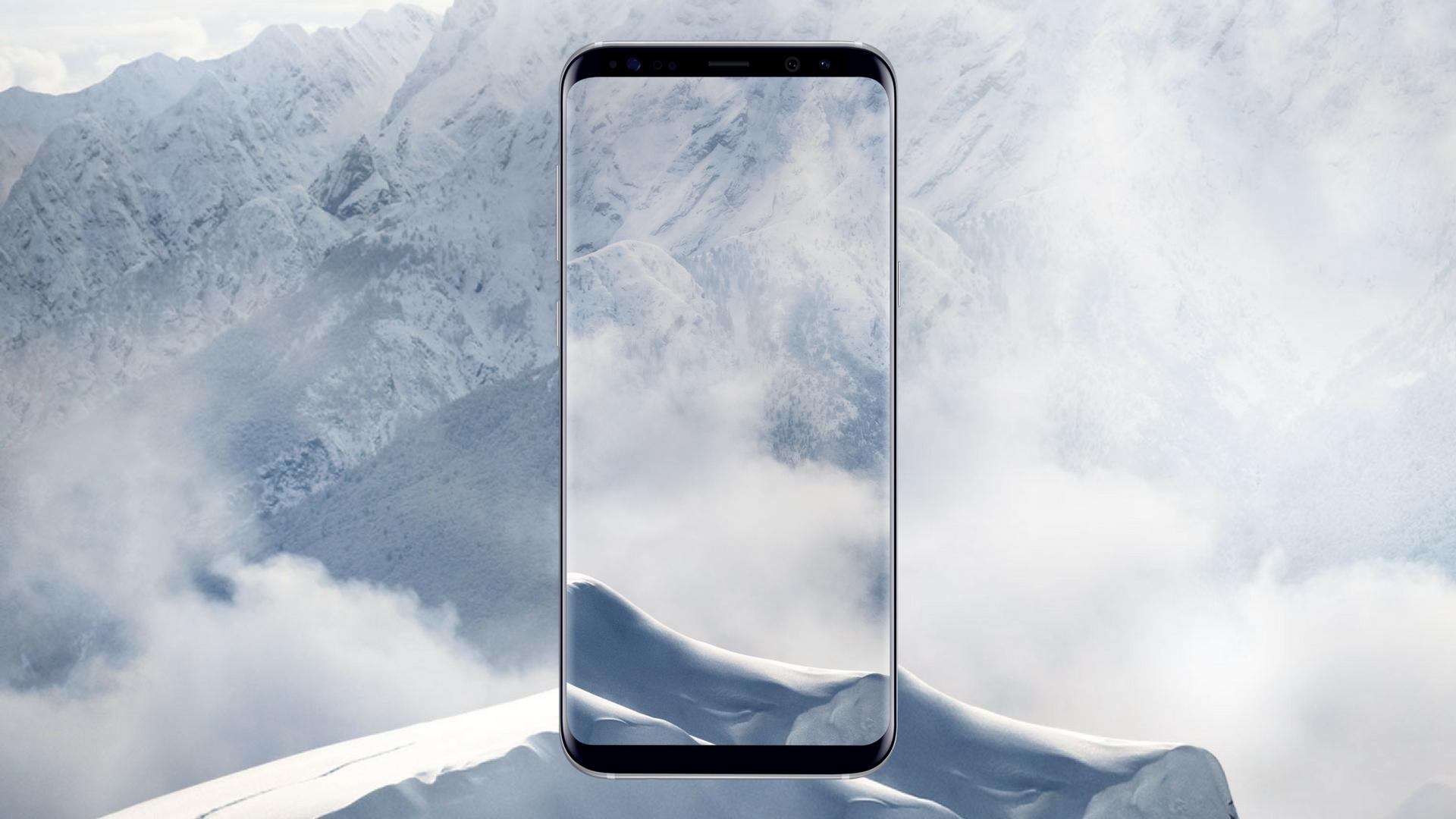 Test Des Samsung Galaxy S8 S8 Plus Les Smartphones Puissants