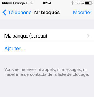 bloquer-contact-iphone-8