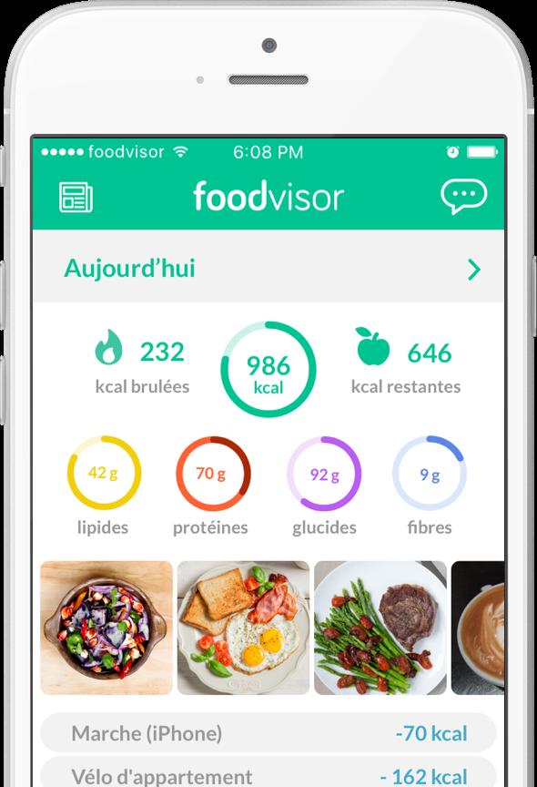foodvisor-applications