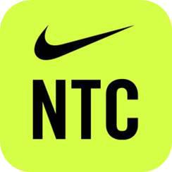 nike training club icon 2